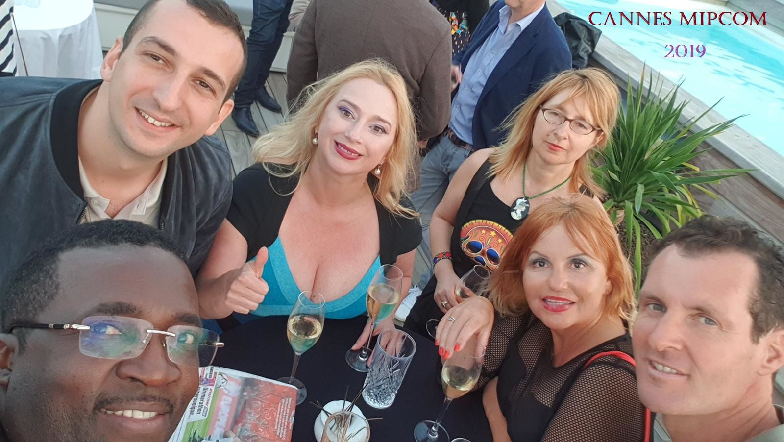 Cannes Mipcom 2019