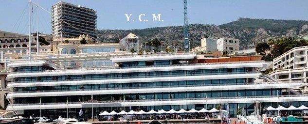 REOUVERTURE DU YACHT CLUB DE MONACO LE 2 JUIN - INFORMATION DE LA PART DE LA DIRECTION AUX MEMBRES