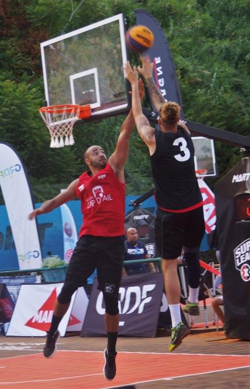 La Super League Basket 3x3 de retour à Cap d'Ail