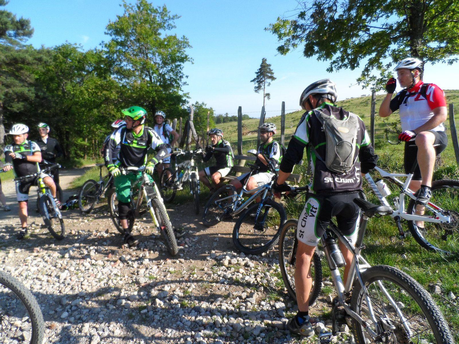 Nous avons testé en avant première le circuit de 60 km de leur future randonnée qui aura lieu en juillet.