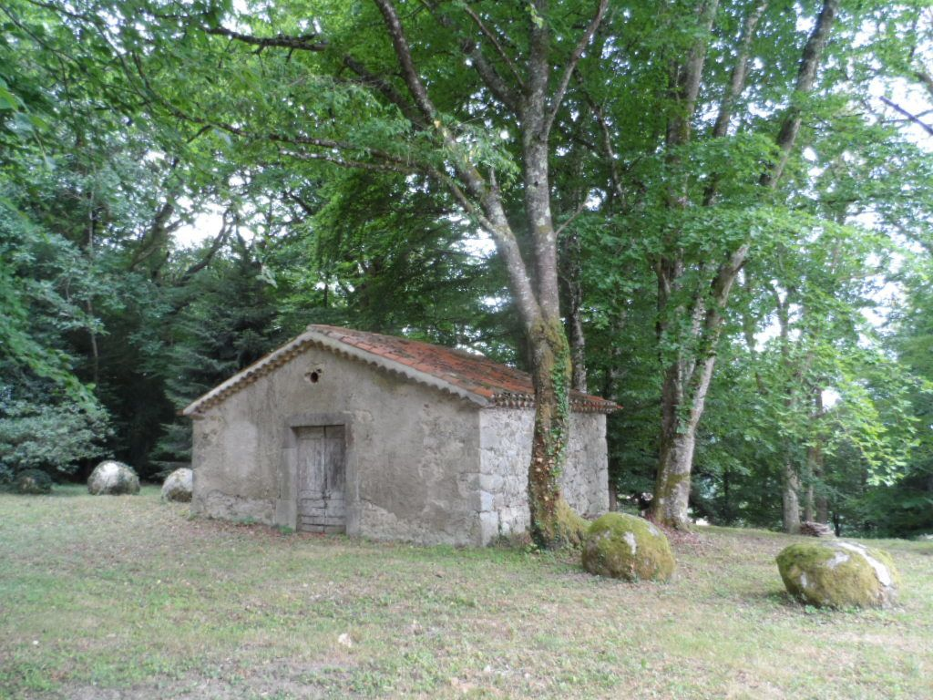Gigons, ancienne chapelle ?