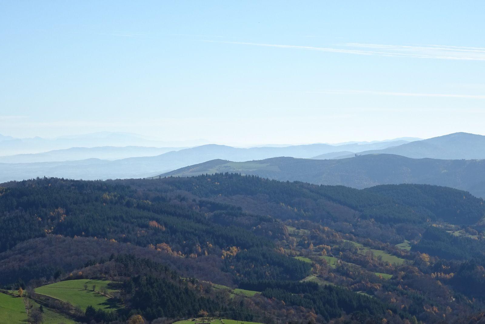 Monts et merveilles du Pilat.