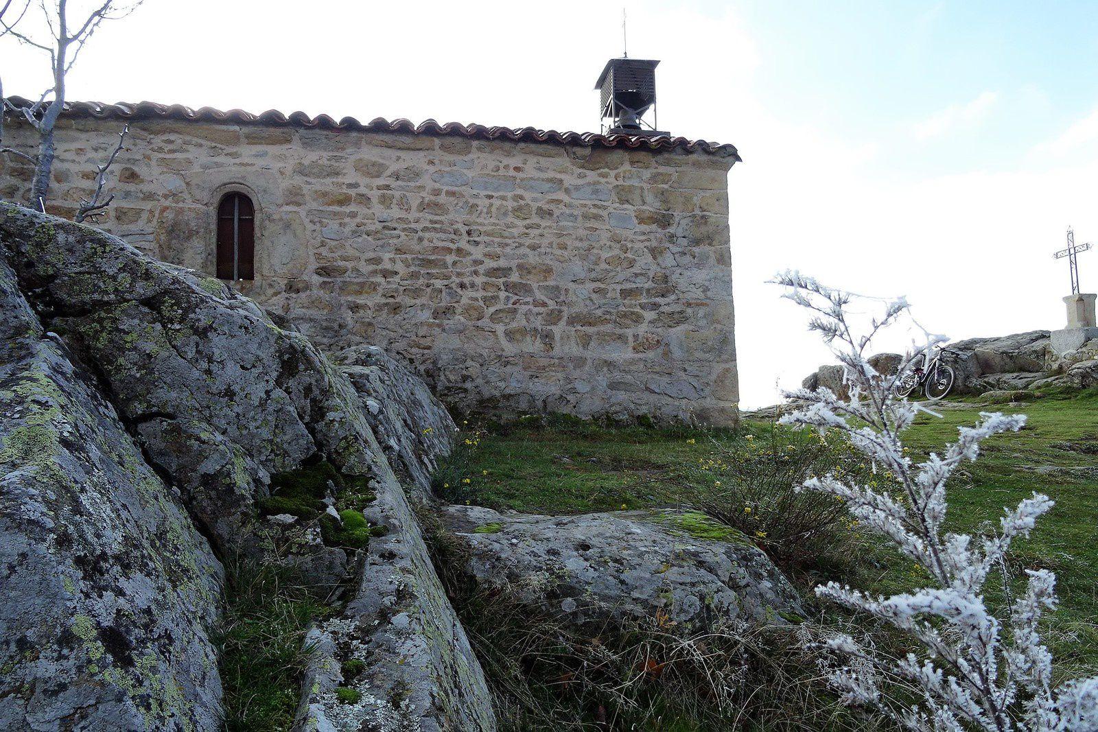 La chapelle Saint Roch.