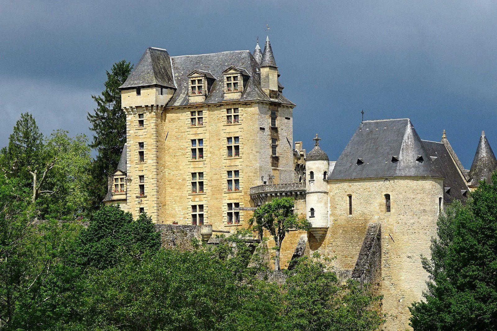 En mai une semaine en Dordogne.