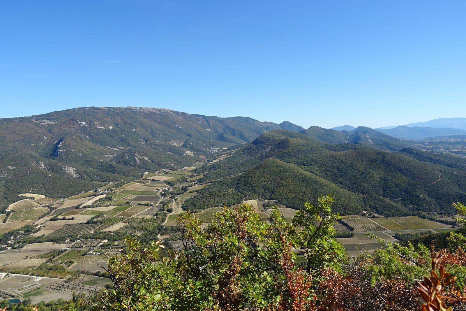Et hop un petit saut dans la Drôme.