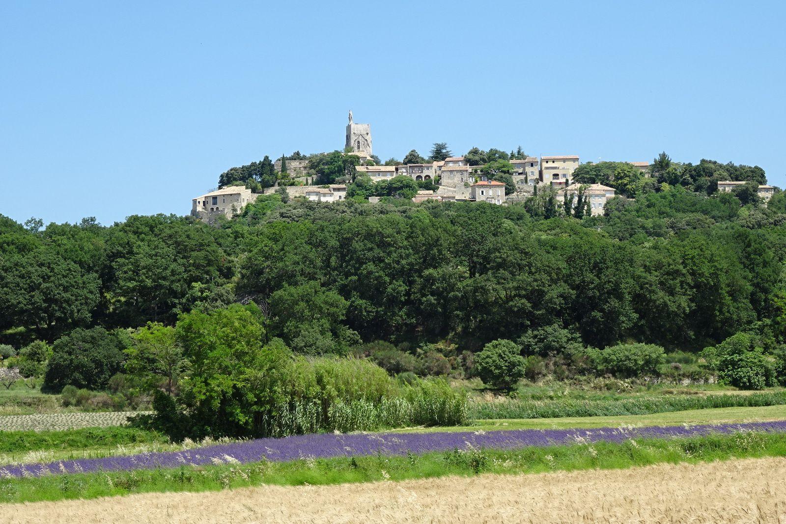 du Puy de Dôme, de l'Hérault, de l'Ardèche...