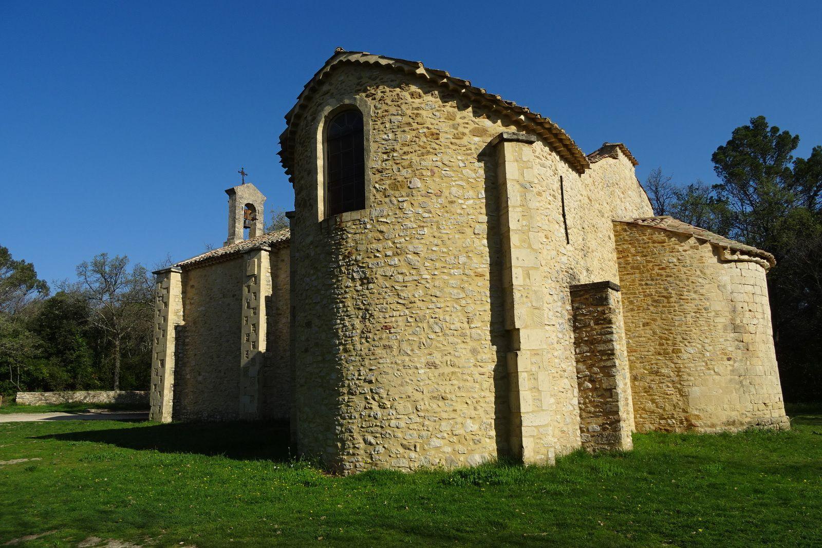 Des chapelles isolées et des chapelles renommées.