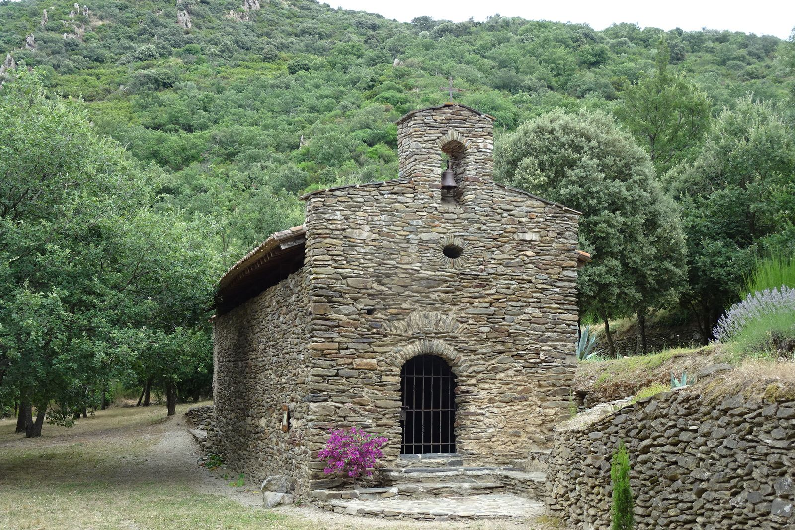 La chapelle Juliana.