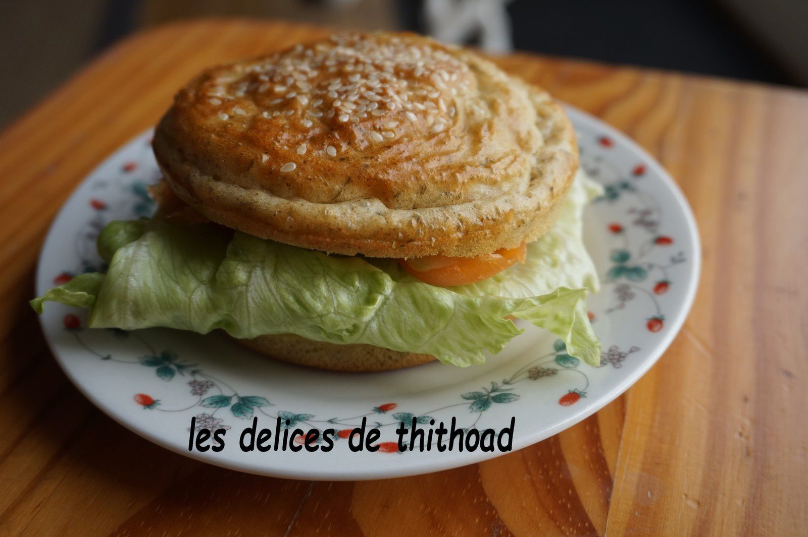 burger à la nordique