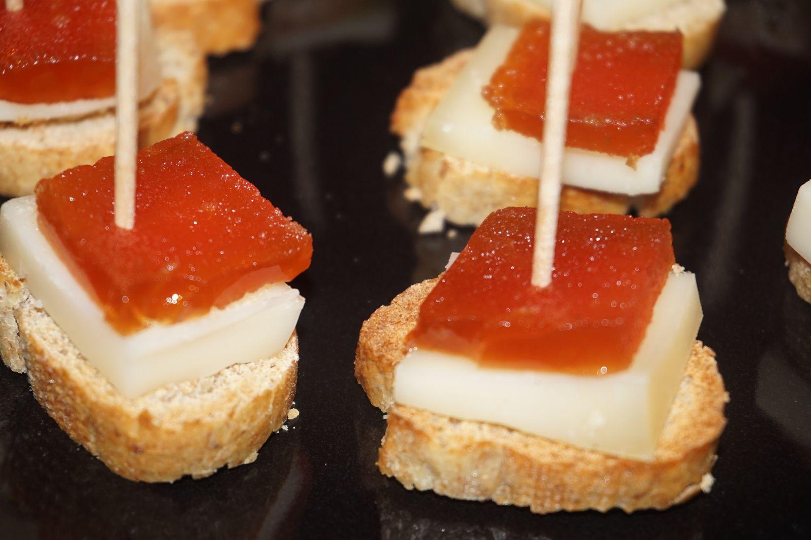 le fromage (cours de cuisine avril 2018)