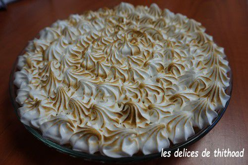 le key lime pie (bataille food #75)