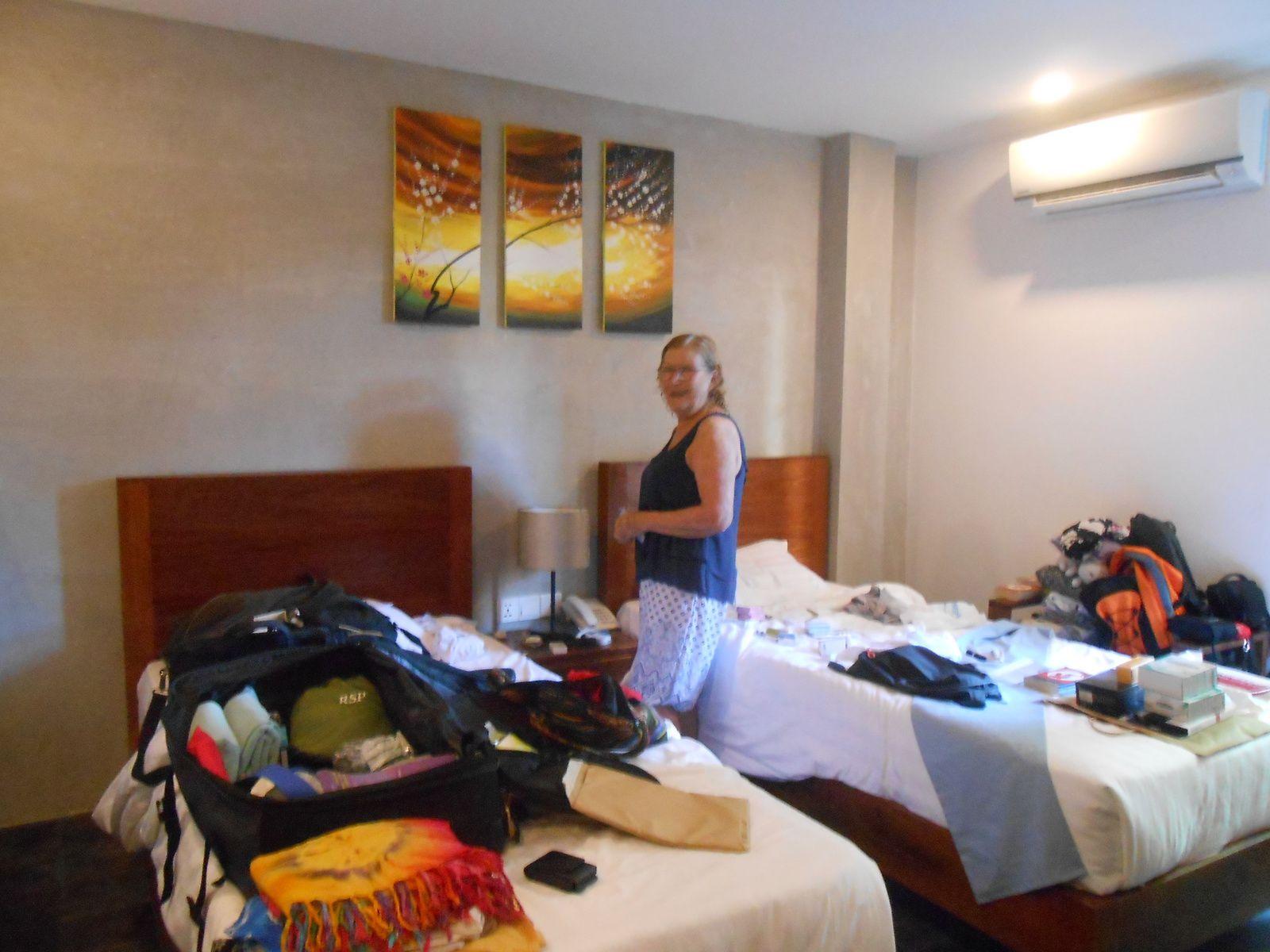 1er jour à Phnom Penh