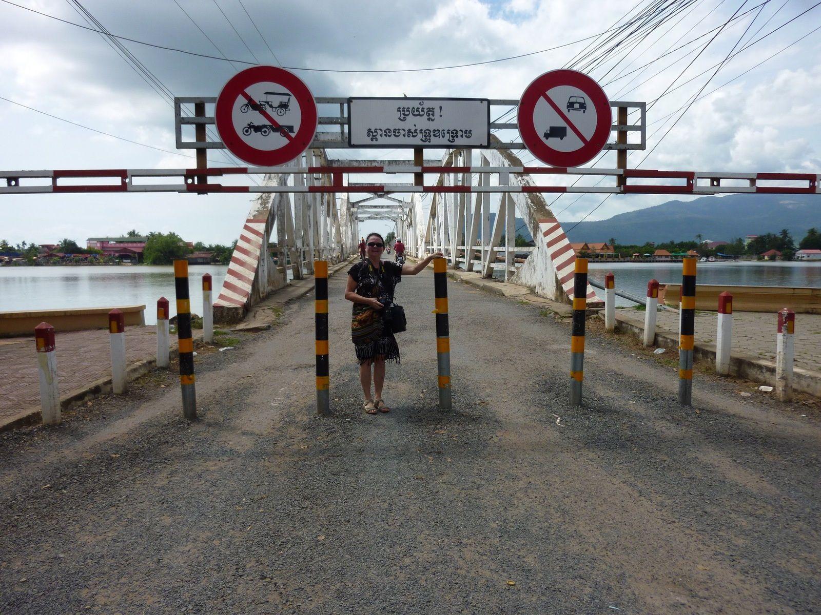 Le charme de Kampot