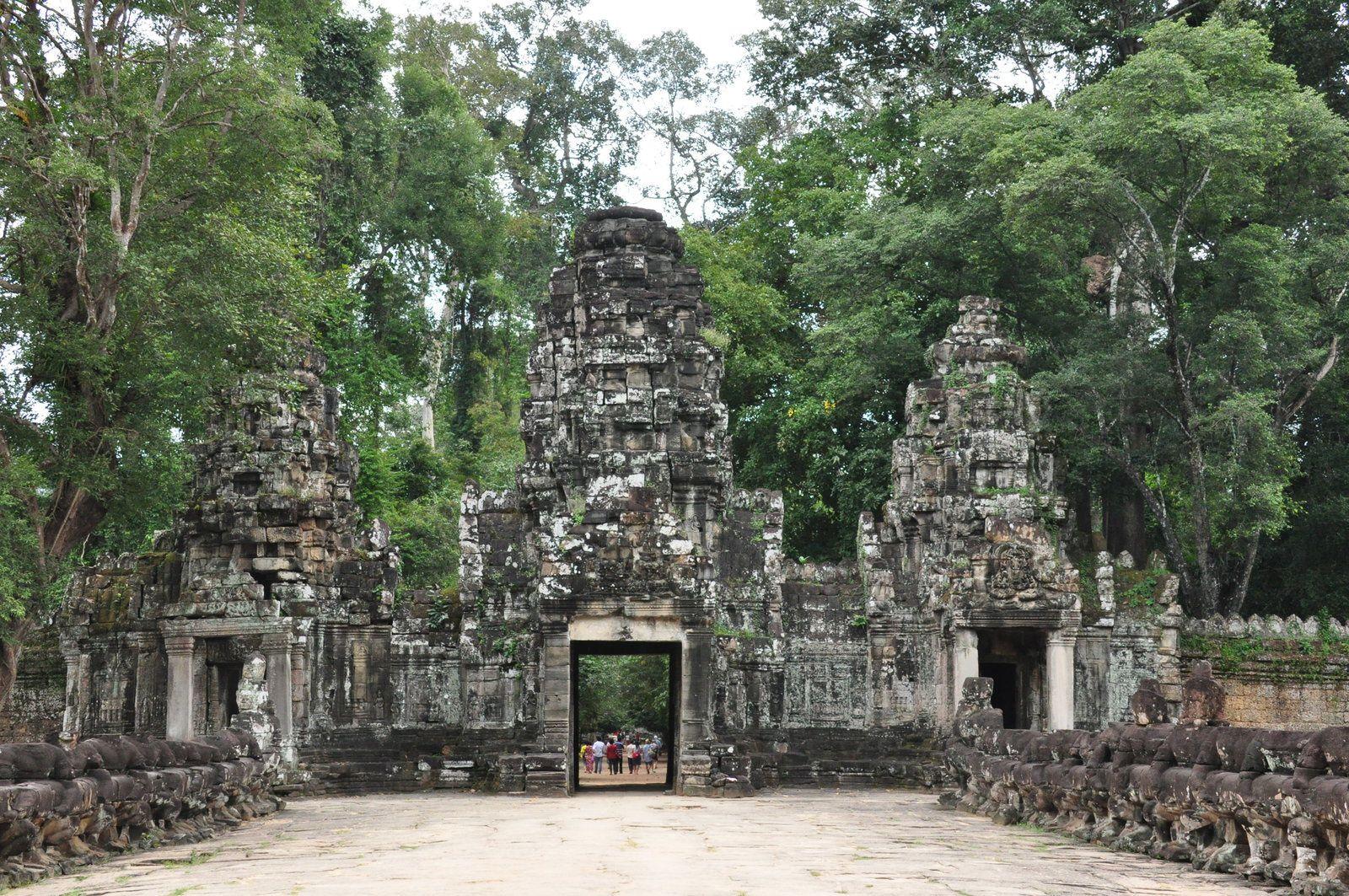 Dernier jour à Angkor
