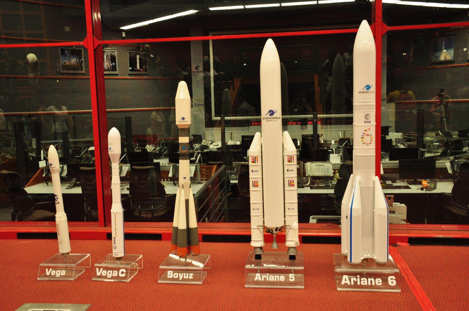 Le Centre spatial guyanais