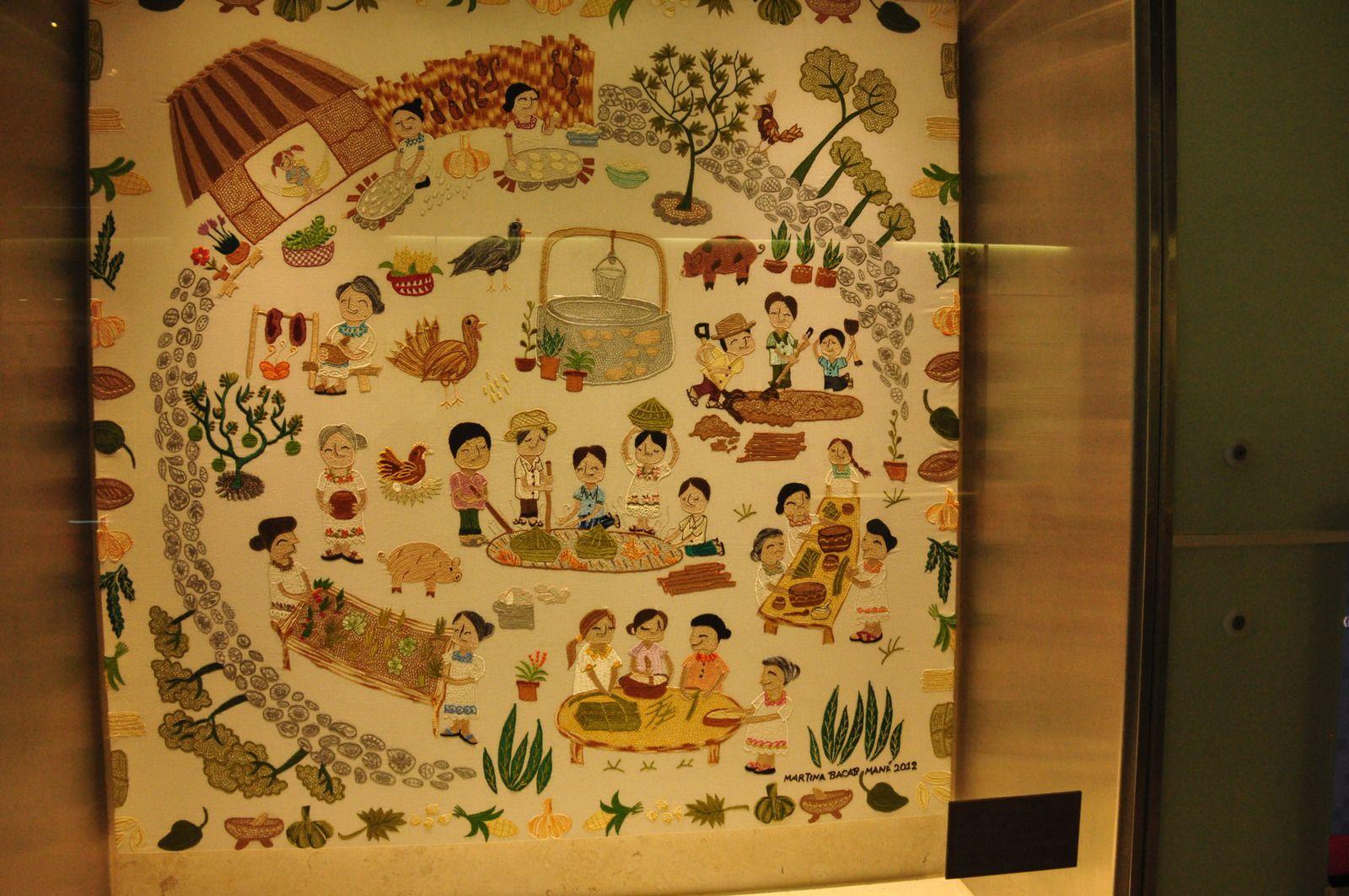 Les Mayas, Izamal et le cénote