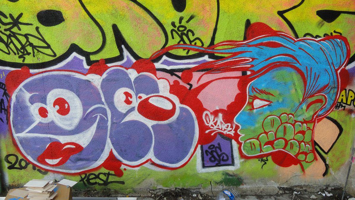 Album - Graffitis Dept 92 Tom 013