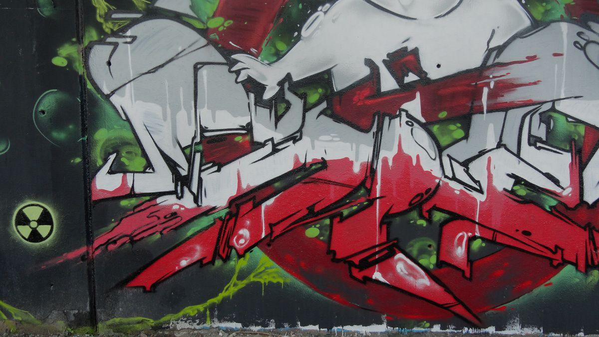 Street Art : Graffitis & Fresques Murales 45 Olivet
