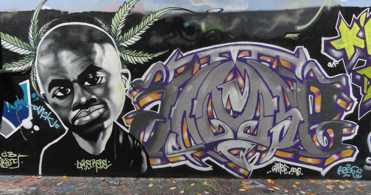 Album - Graffitis Paris Tom 055