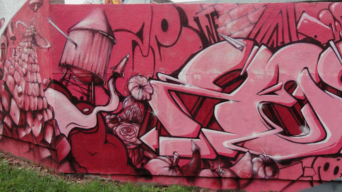 Street Art City 03155 Lurcy Levis