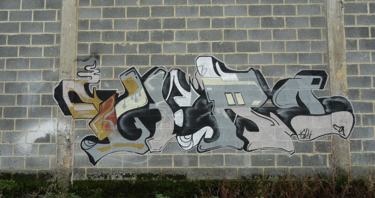 Album - Graffitis Belgique Tom 012