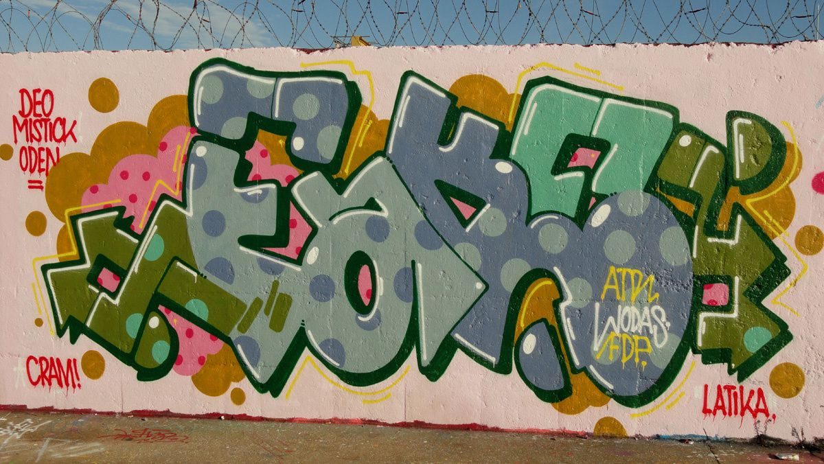 Album - Graffitis Paris Tom 056
