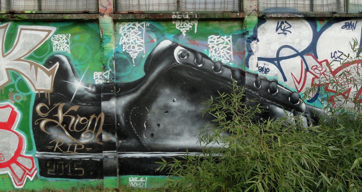 Album - Graffitis Dept 60 Tom 005
