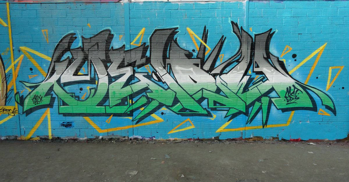 Album - Graffitis Dept 92 Tom 015
