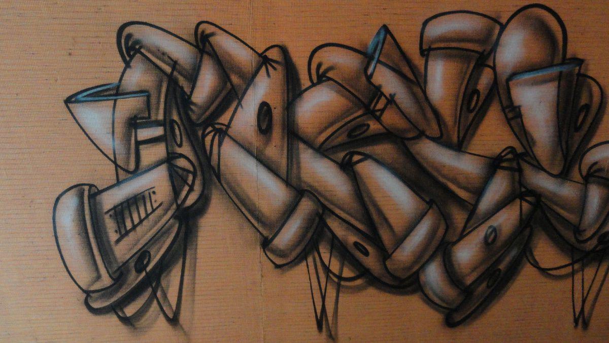 Album - Graffitis Dept 45 Tom 009