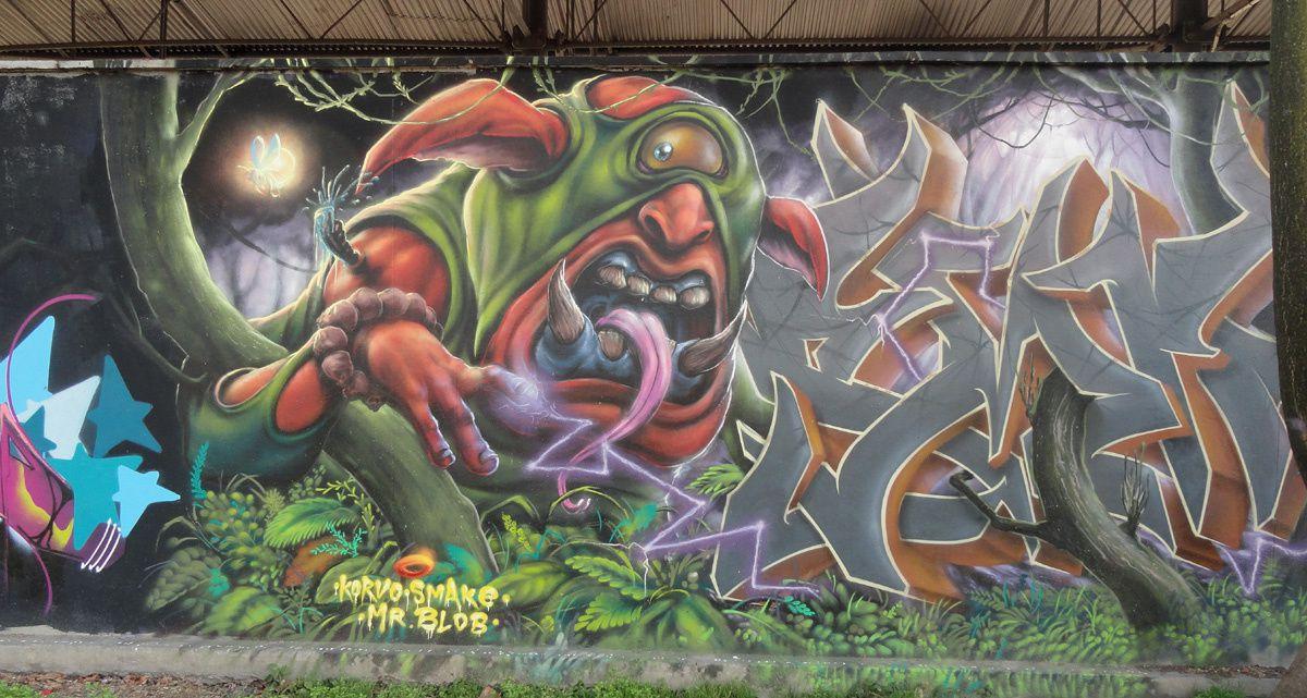 Album - Graffitis Italie Tom 002