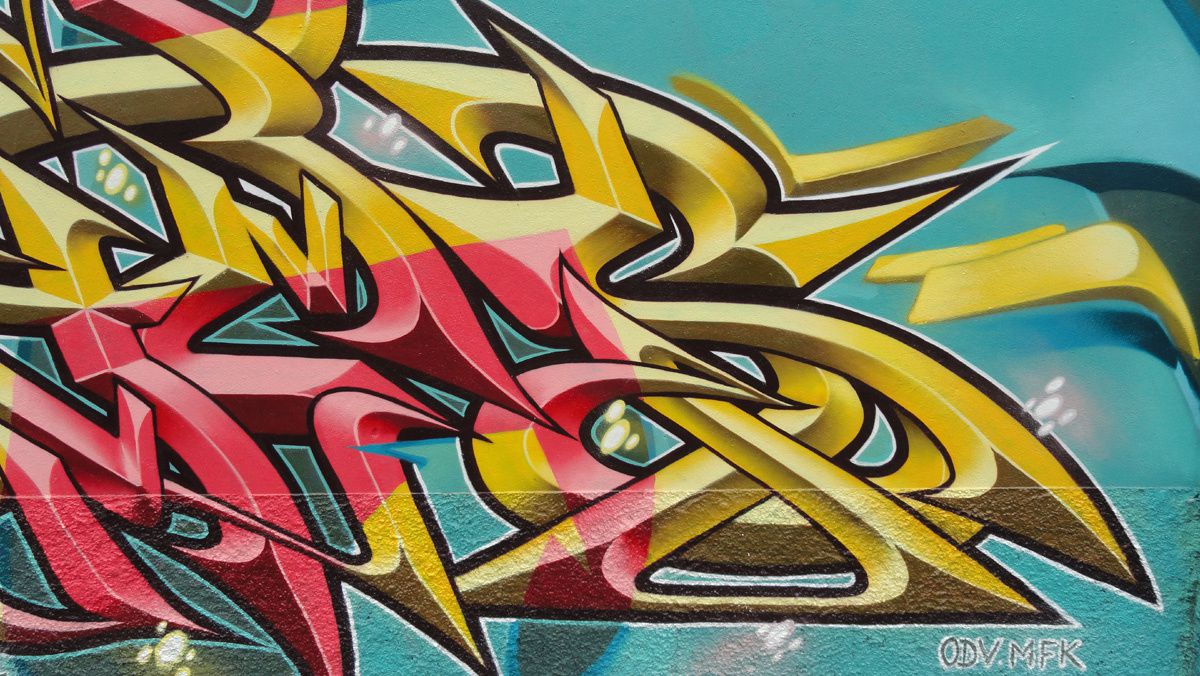 Album - Graffitis Paris Tom 057