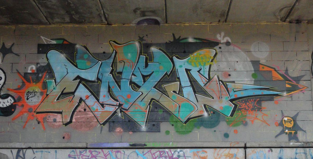 Album - Graffitis Italie Tom 001