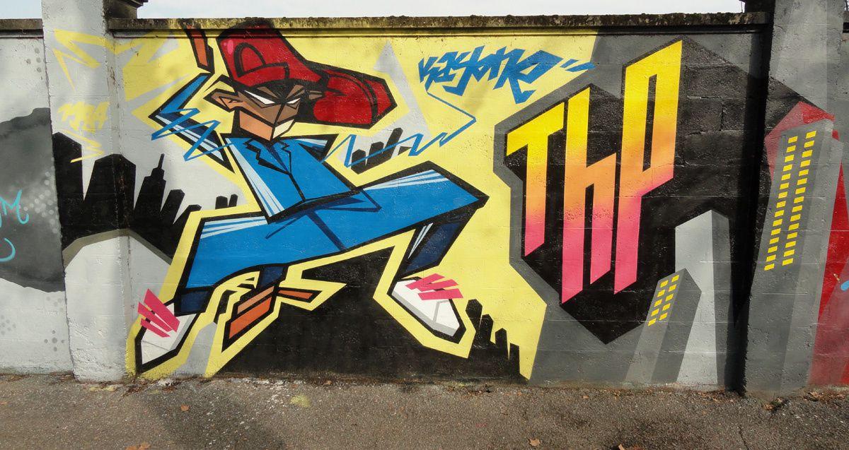Album - Graffitis Italie Tom 003