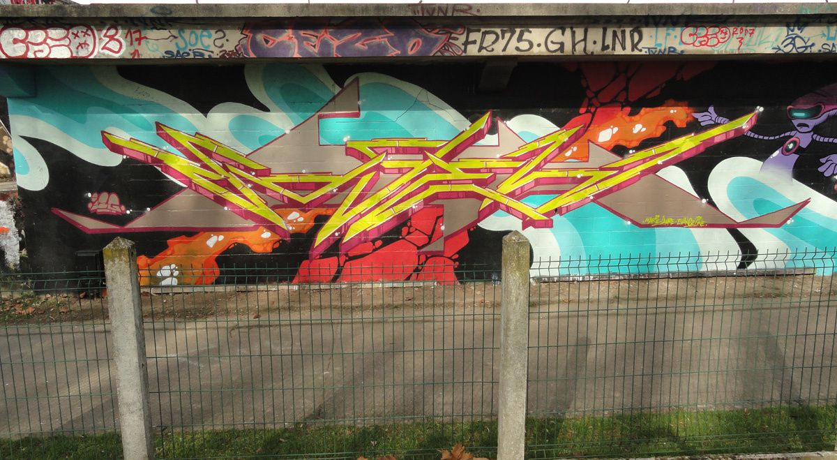 Album - Graffitis Dept 60 Tom 006