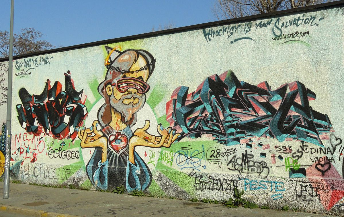 Album - Graffitis Italie Tom 004