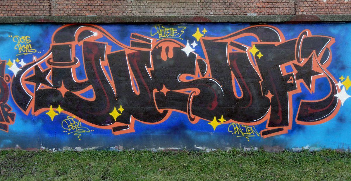 Album - Graffitis Italie Tom 005