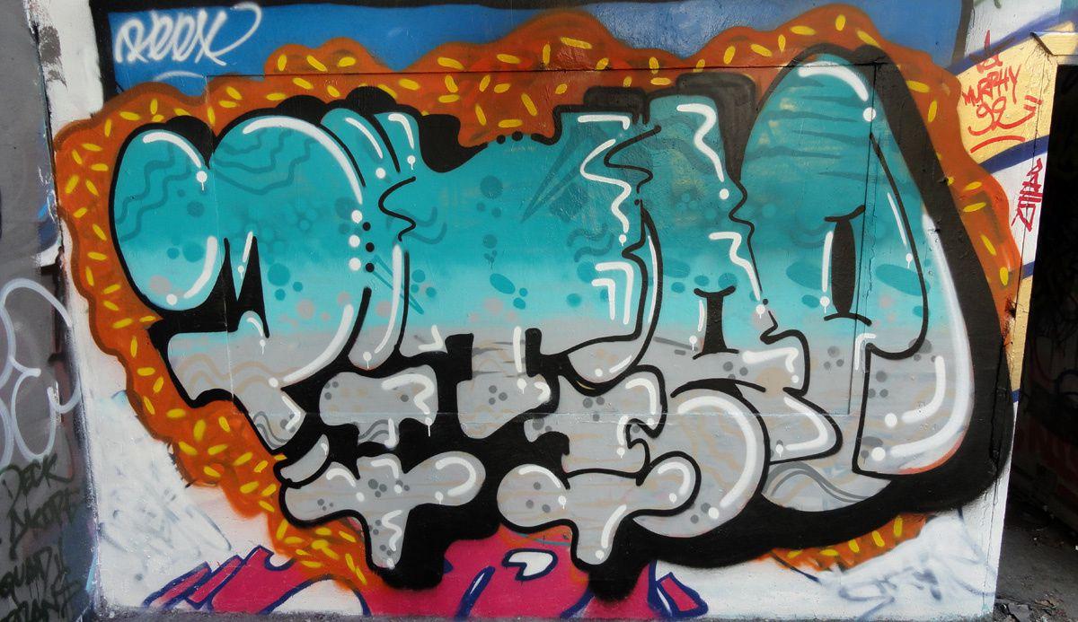 Street Art : Graffitis & Fresques Murales Département Hauts de seine (92)