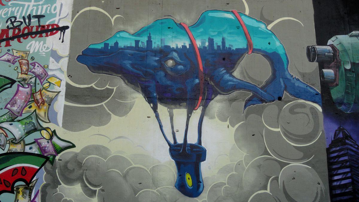 Street Art : Graffitis & Fresques Murales Milano