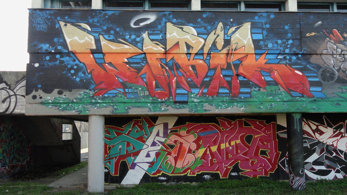 Album - Graffitis Italie Tom 006