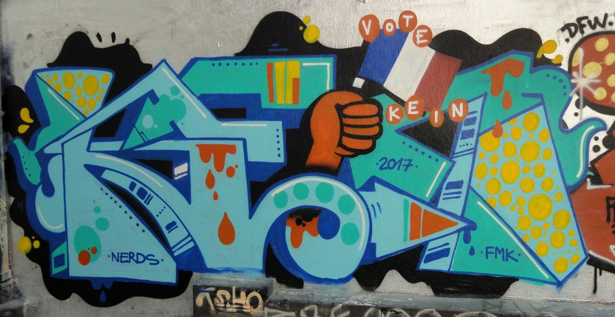 Album - Graffitis Paris Tom 058