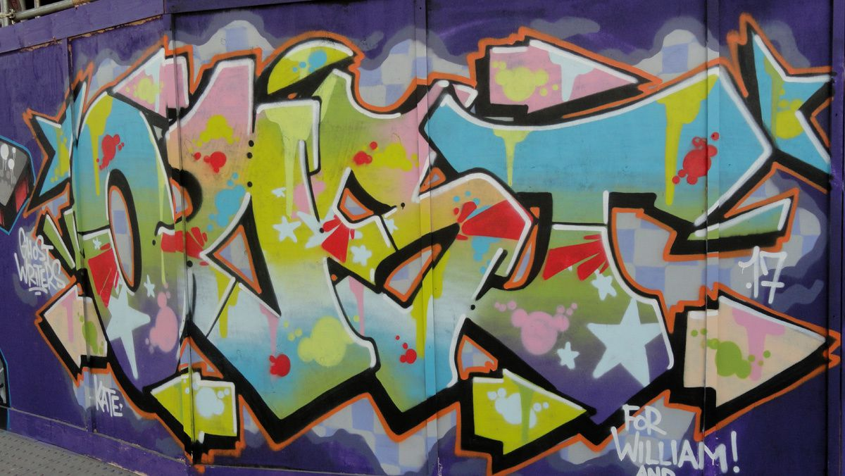 Album - Graffitis London  Tom 004
