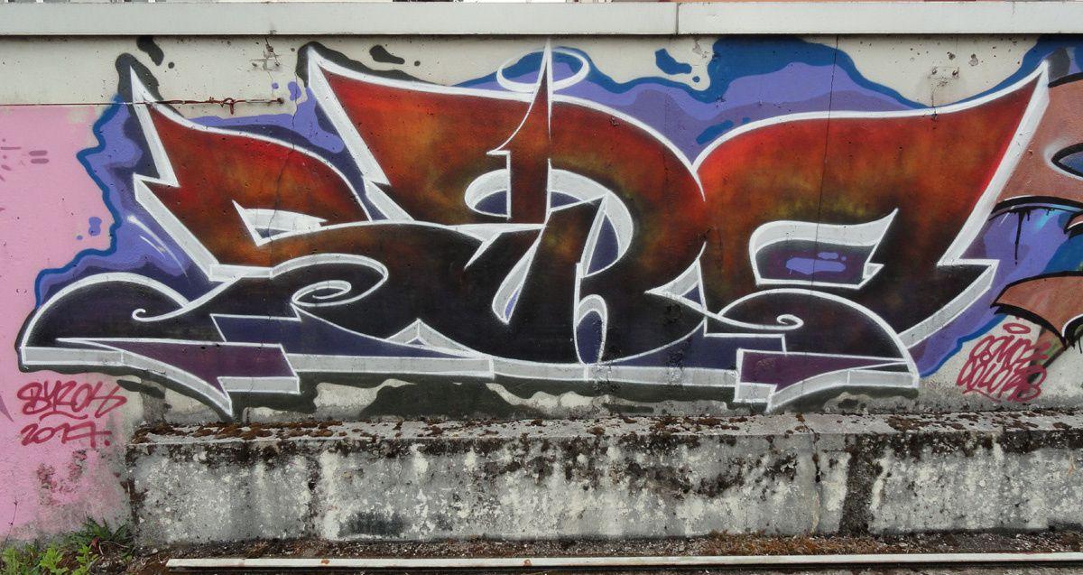 Album - Graffitis Dept 54 Tom 003