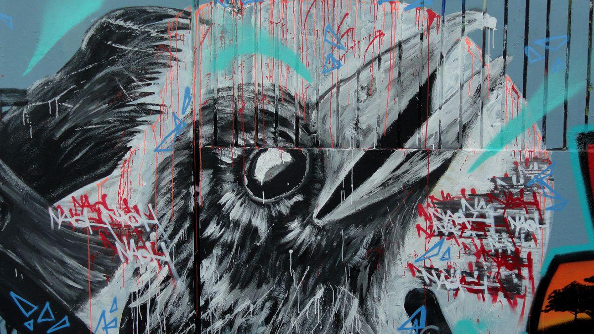 Album - Graffitis Vitry sur Seine Tom 011