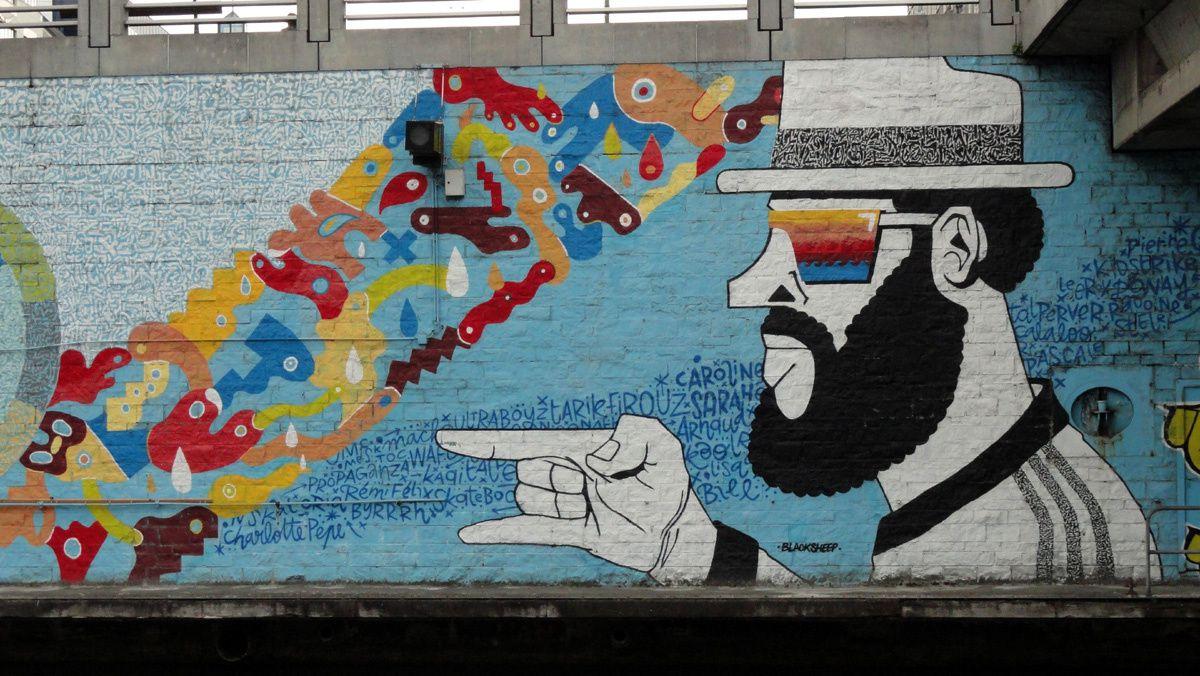 Album - Graffitis Belgique Tom 013