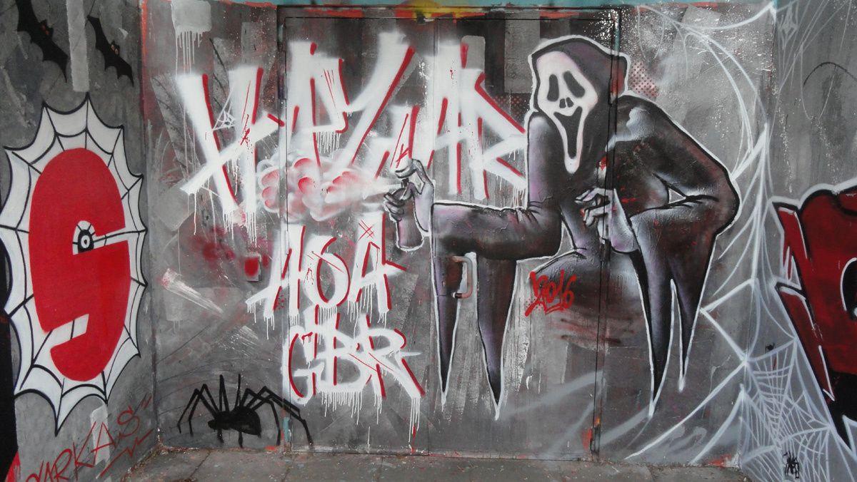 Album - Graffitis Dept 49 Tom 001