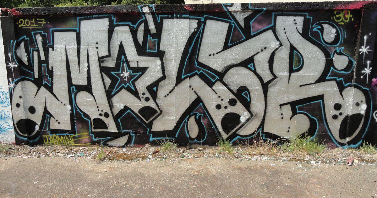 Street Art : Graffitis & Fresques Murales 29039 Concarneau
