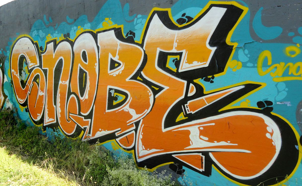 Album - Graffitis Dept 56 Tom 001