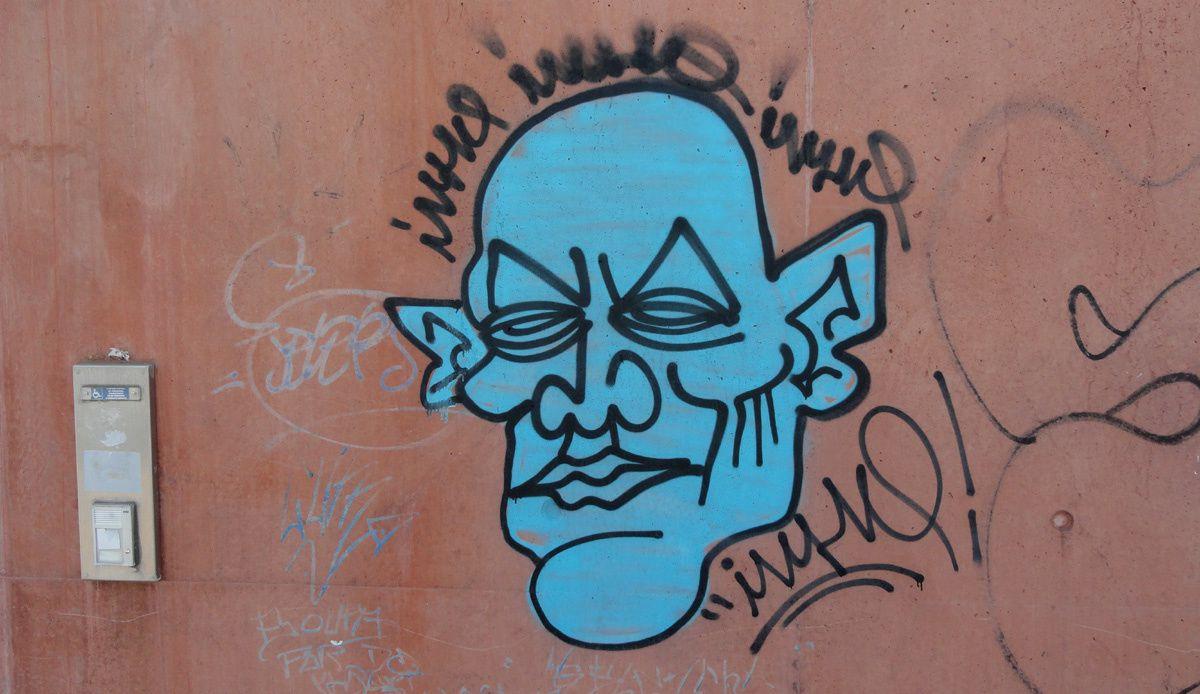 Street Art ; Graffitis & Fresques Murales 29019 Brest