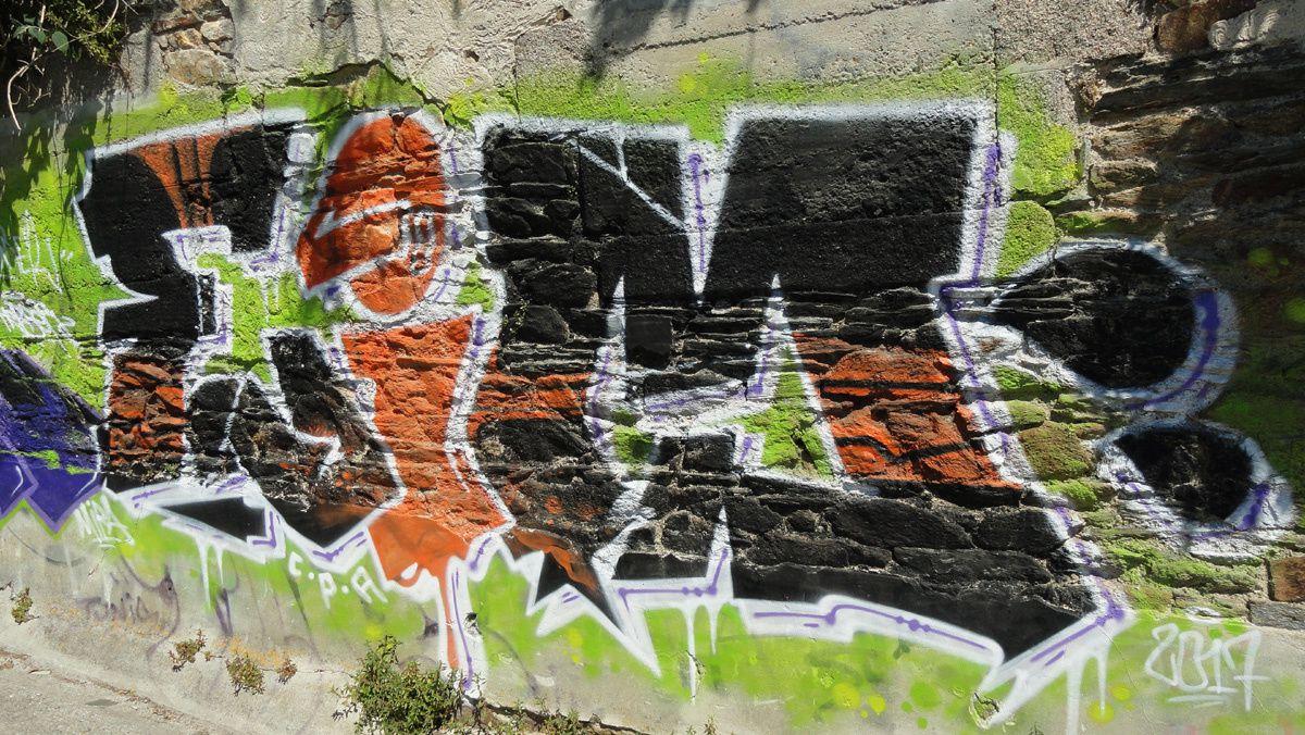 Street Art : Graffitis & Fresques Murales 29075 Guipavas