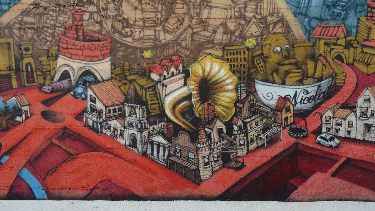Album - Graffitis Dept 44 Tom 002